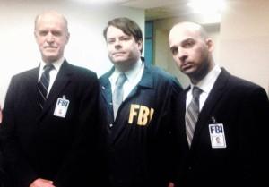 FBI men