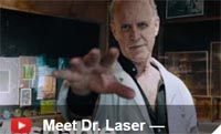 Mashasble: Meet Dr. Laser - The Mastermind behind Holography's Past and Future